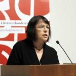 Kathrin Schmidt / Deutsche Literaturkonferenz